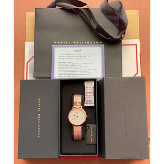 Daniel Wellington - 【32㎜】ダニエル ウェリントン◆腕時計◆DW00100163
