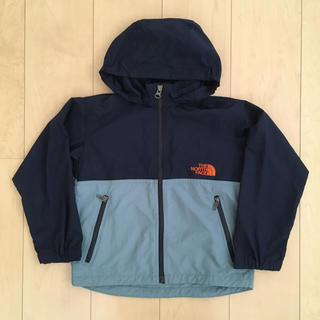 THE NORTH FACE - [120] THE NORTH FACE コンパクトジャケット