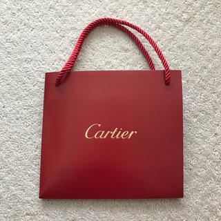 カルティエ(Cartier)のカルティエ ショッパー(ショップ袋)