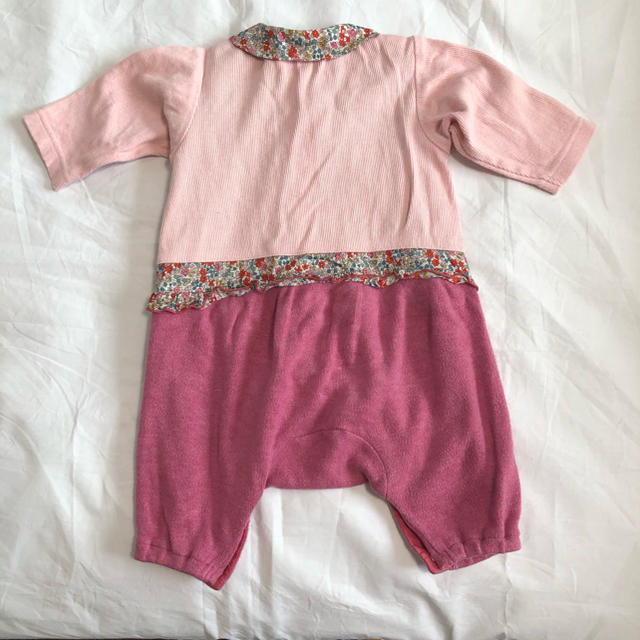 familiar(ファミリア)のファミリア ロンパース 60 キッズ/ベビー/マタニティのベビー服(~85cm)(ロンパース)の商品写真