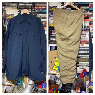 ビームス(BEAMS)のGDP様 SSZ x AH WORK SHIRT PAINTER PANTS M(セットアップ)