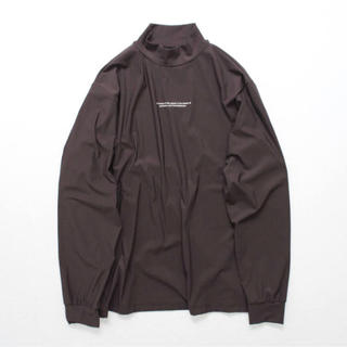 Maison Martin Margiela - stein  Oversized High Neck LS
