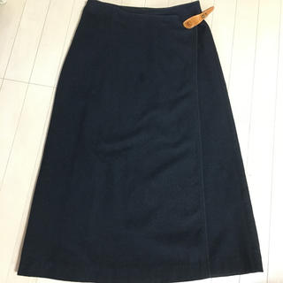 フォーティーファイブアールピーエム(45rpm)の45rpm  ロングスカート 巻きスカート(ロングスカート)
