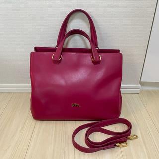 ロンシャン(LONGCHAMP)のlongchamp honore 2way bag(ショルダーバッグ)