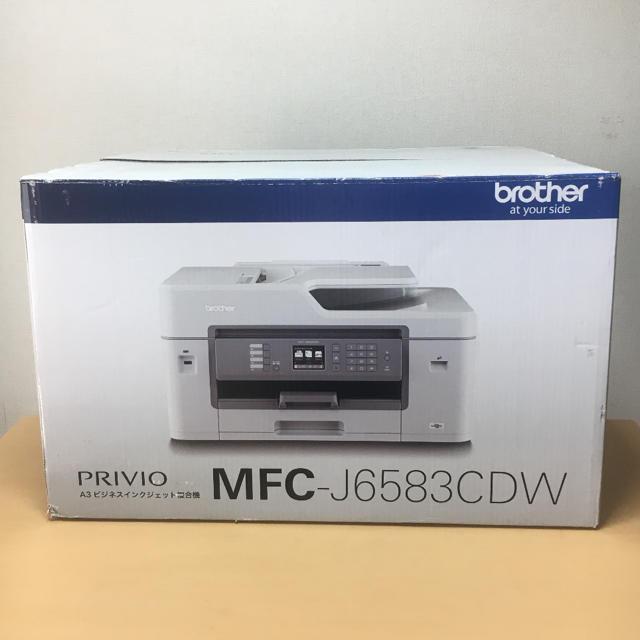 brother(ブラザー)のbrother MFC-J6583CDW ブラザープリンター スマホ/家電/カメラの生活家電(その他)の商品写真