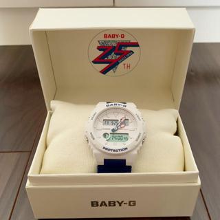 ベビージー(Baby-G)の【れん様専用】CASIO BABY-G 25周年記念モデル*値下げ*(腕時計)