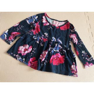 ベビーギャップ(babyGAP)の12〜18m GAPチュニックロンT(Tシャツ)