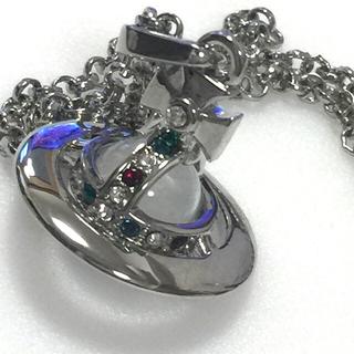 Vivienne Westwood - ヴィヴィアン タイニーオーブネックレス silver