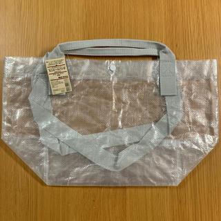 ムジルシリョウヒン(MUJI (無印良品))のポリエチレンシート・ミニトートバッグ   半透明③(トートバッグ)