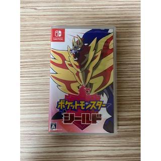 ニンテンドウ(任天堂)のポケットモンスター シールド Switch(家庭用ゲームソフト)