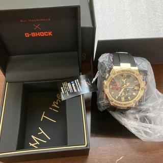 ジーショック(G-SHOCK)の海外正規品 CASIO G-SHOCK GST-B100RH-1ADR(腕時計(アナログ))