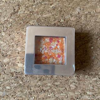 ミシャ(MISSHA)のミシャ グリッタープリズムシャドウGOR01【新品】(アイシャドウ)