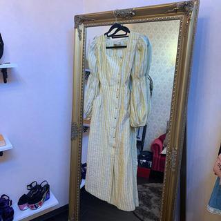 ミーアンドミークチュール(me & me couture)のme &me couture ミー&ミークチュール  ワンピース ストライプ(ロングワンピース/マキシワンピース)