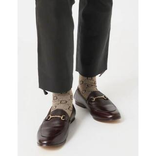 ドゥーズィエムクラス(DEUXIEME CLASSE)のドゥーズィエムクラス CAMINANDO カミナンドBIT SLIP ON 37(ローファー/革靴)