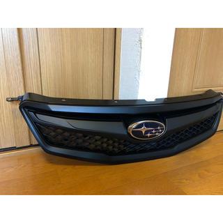 スバル - レガシィ フロントグリル塗装品 BR/BM前期 艶消しブラック二液性塗料レガシー