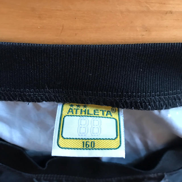 ATHLETA(アスレタ)の【再値下げ】ATHLETE アスレタ ピステ上下セット 160サイズ スポーツ/アウトドアのサッカー/フットサル(ウェア)の商品写真
