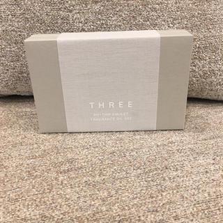 スリー(THREE)のTHREE リズムアミュレットフレグランスオイル062(香水(女性用))