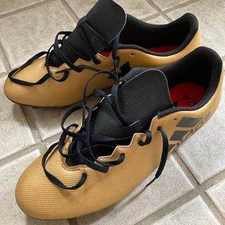 adidas - adidas X 17.4 FXG 27.0センチ ゴールド スパイク