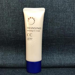 トランシーノ(TRANSINO)の中古!トランシーノ 薬用 ホワイトニングCCクリーム(CCクリーム)