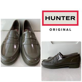 ハンター(HUNTER)のハンター カーキラバー レインシューズ(レインブーツ/長靴)