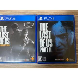 THE LAST OF US(ラストオブアス)1,2 セット(家庭用ゲームソフト)