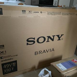 SONY -  SONY BRAVIA 4K 液晶テレビ KJ-49X9000F 49インチ