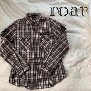 ロアー(roar)のroarチェックシャツ(シャツ)