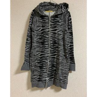 リタジーンズトウキョウ(RITA JEANS TOKYO)のRita Jeans Tokyo ロングパーカー Free(パーカー)
