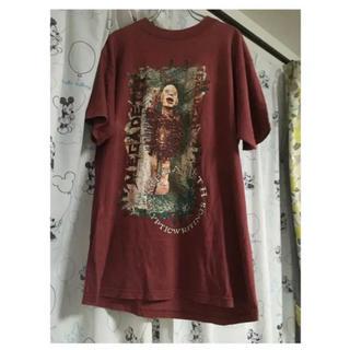 アメリヴィンテージ(Ameri VINTAGE)のMegadeth  97's  希少  国内ツアー(Tシャツ/カットソー(七分/長袖))