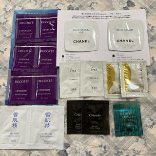 コスメデコルテ(COSME DECORTE)の化粧品サンプル いろいろ プロフ読んでね様専用(サンプル/トライアルキット)