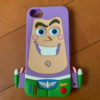 トイストーリー(トイ・ストーリー)のバズ・ライトイヤー iPhone SE 5 5Sケース ディズニー(iPhoneケース)