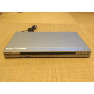 ソニー(SONY)のCD/DVD PLAYER DVP-NS575P(DVDプレーヤー)