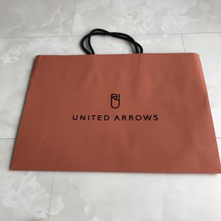 ユナイテッドアローズ(UNITED ARROWS)のユナイテッドアローズ 紙袋 ショップ袋(ショップ袋)