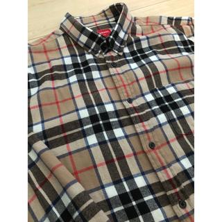 Supreme - Supreme Tartan L/S Flannel Shirt