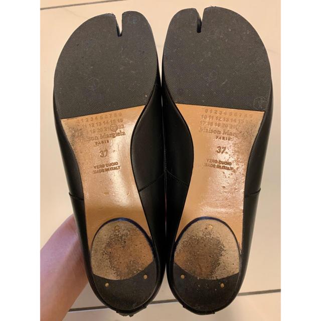 Maison Martin Margiela(マルタンマルジェラ)のaki様専用 Maison Margiera  Tabi バレエシューズ37 レディースの靴/シューズ(バレエシューズ)の商品写真
