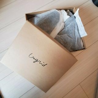 アングリッド(Ungrid)の新品未使用◆ungrid ムートンブーツ(ブーツ)