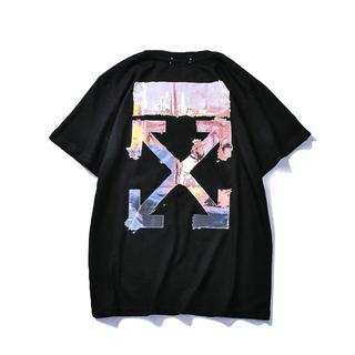 OFF-WHITE - OFF-WHITE シャツ 2男女兼用  DO64-1