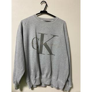 カルバンクライン(Calvin Klein)のカルバンクライン Mサイズトレーナー(スウェット)