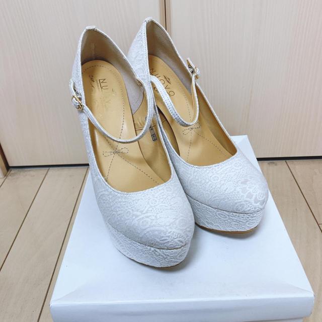 Nuovo(ヌォーボ)のnuovo ハイヒール パンプス ✺⋆*美品 レディースの靴/シューズ(ハイヒール/パンプス)の商品写真