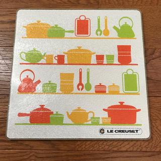 ルクルーゼ(LE CREUSET)のLE CREUSET 鍋敷 耐熱ボード(鍋/フライパン)