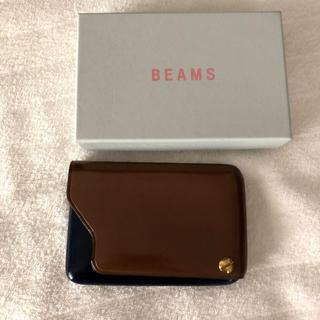 ビームス(BEAMS)のビームス カード入れ 名刺入れ(名刺入れ/定期入れ)