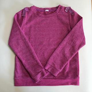 GU - 女の子 トップス Tシャツ 長袖 140cm