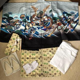七五三 袴 一式セット(和服/着物)