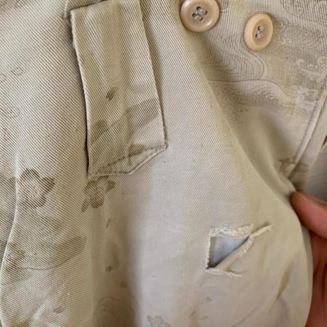 寅壱(トライチ)の寅壱 作業着 超超ロング  メンズのパンツ(ワークパンツ/カーゴパンツ)の商品写真