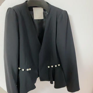 Chesty - chesty パールジャケット