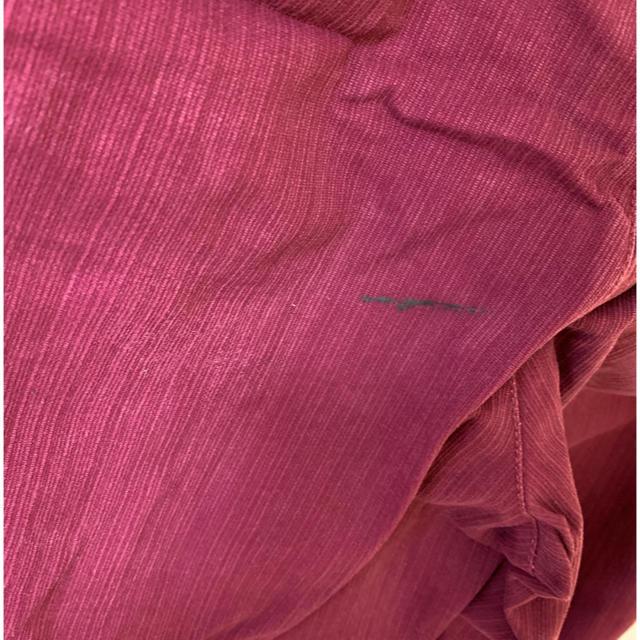 寅壱(トライチ)の鳳凰 作業着 超超ロング 90 コーデュロイ  メンズのパンツ(ワークパンツ/カーゴパンツ)の商品写真