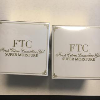 エフティーシー(FTC)のFTCラメラゲルスーパーモイスチャーFC(フェイスクリーム)