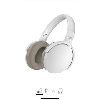 ゼンハイザー(SENNHEISER)のBluetoothワイヤレスヘッドホン ゼンハイザー HD350BT (ヘッドフォン/イヤフォン)