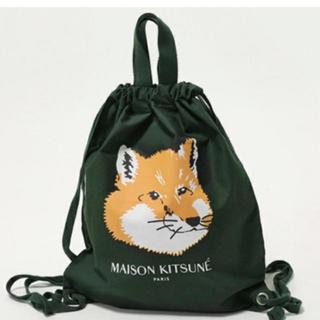 メゾンキツネ(MAISON KITSUNE')のメゾンキツネ(バッグパック/リュック)