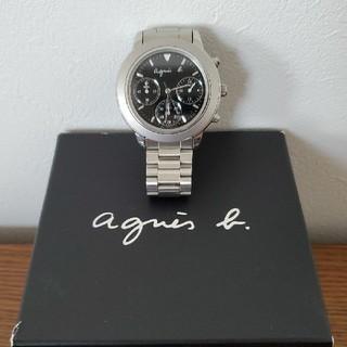 アニエスベー(agnes b.)の《美品》agnes b. アニエスベー 腕時計(腕時計(アナログ))